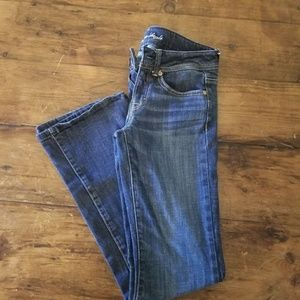 American Eagle original bootcut jeans